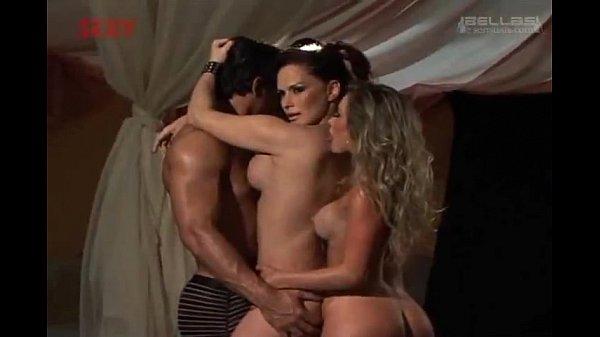 Núbia Óliver Making of Sexy